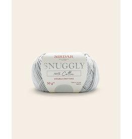 SIRDAR Sirdar Snuggly 100% Cotton - Light Grey/757