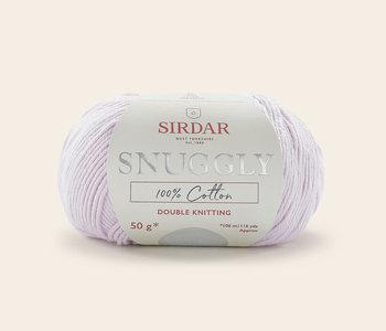 Sirdar Snuggly 100% Cotton - Pastel Pink/766
