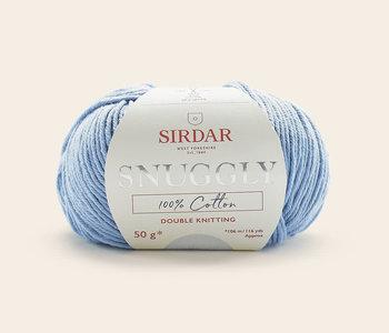 Sirdar Snuggly 100% Cotton - Sky Blue/751