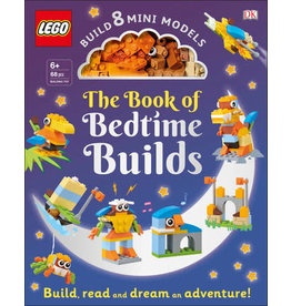 DK The LEGO Book of Bedtime Builds