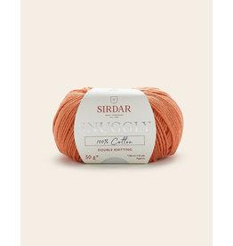 SIRDAR Sirdar Snuggly 100% Cotton - Orange/753