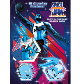Random House Space Jam: A New Legacy: Glow-in-the-Dark Poster Book