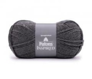 Patons Inspired-Silver Grey Heather