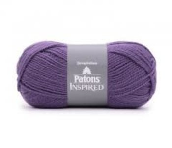Patons Inspired- Violet Eggplant