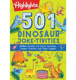 Highlights 501 Dinosaur Joke-tivities