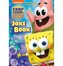 Random House Sponge Bob Kamp Koral Joke Book