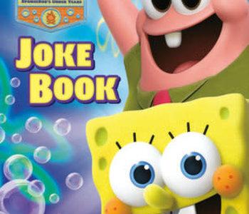 Sponge Bob Kamp Koral Joke Book