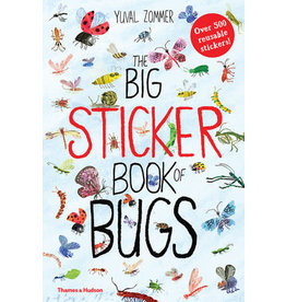 Thames & Hudson The Big Sticker Book of Bugs