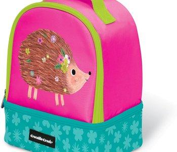Hedgehog Double Decker Lunch Box