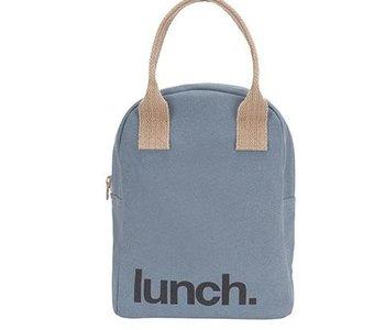 Blue Zipper Lunch