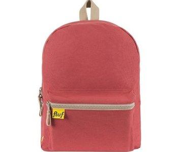 fluf Red Backpack
