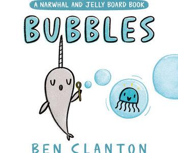 Bubbles Board Book