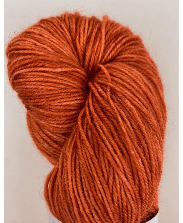 Red Island Fibre Sock/Fingering -  Paprika