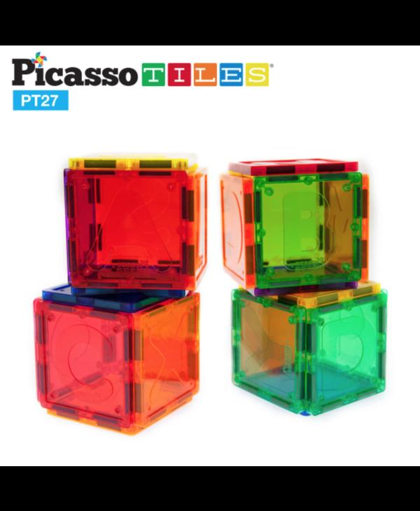 Picasso Tiles 27pc Alphabet Set