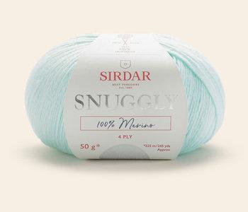 Sirdar Snuggly 100% Merino/ 4 ply - Spearmint