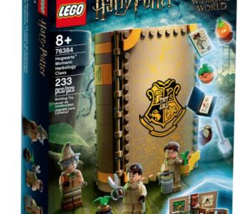 LEGO® Harry Potter™ Hogwarts™ Moment: Herbology Class