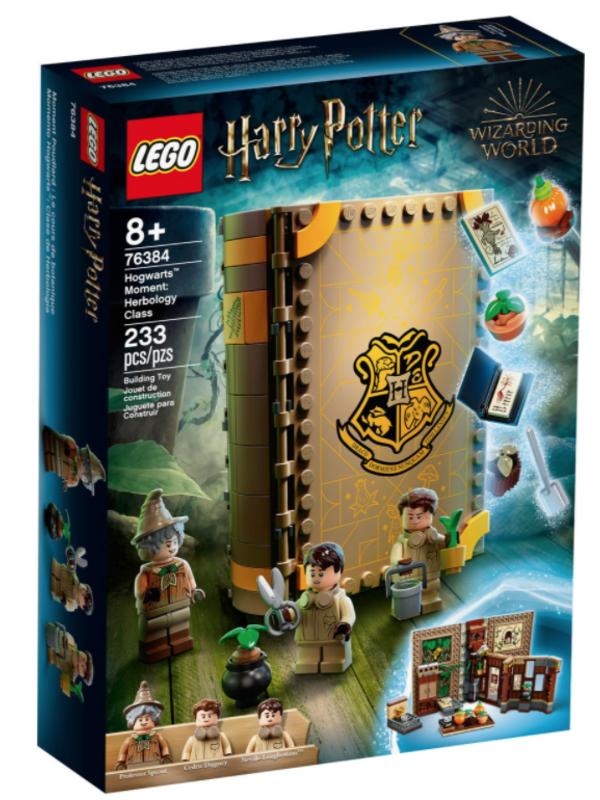 LEGO® Hogwarts Moment: Herbology Class Harry Potter