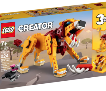 LEGO® Creator 3in1 Wild Lion