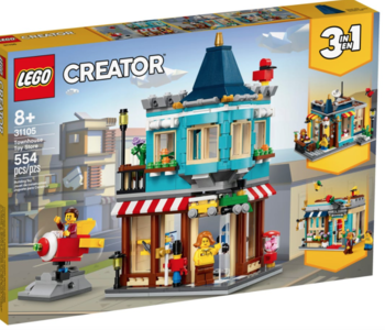 LEGO® Townhouse Toy Store