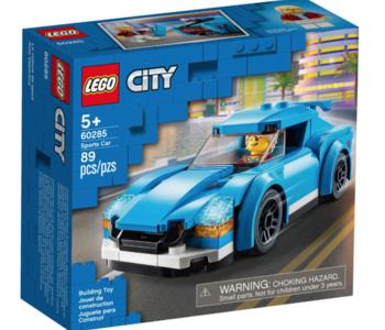 LEGO® City Sports Car