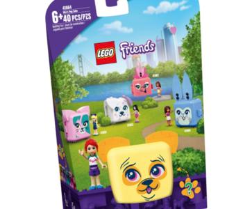 Mia's Pug Cube