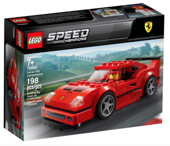 LEGO Ferrari F40 Competizone