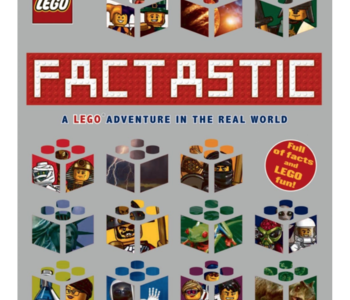 LEGO Factastic Book