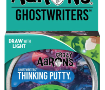 Invisible Ink Ghostwriters Putty