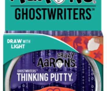 Cryptic Code Ghost writers putty