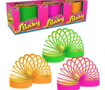 Slinky plastic version