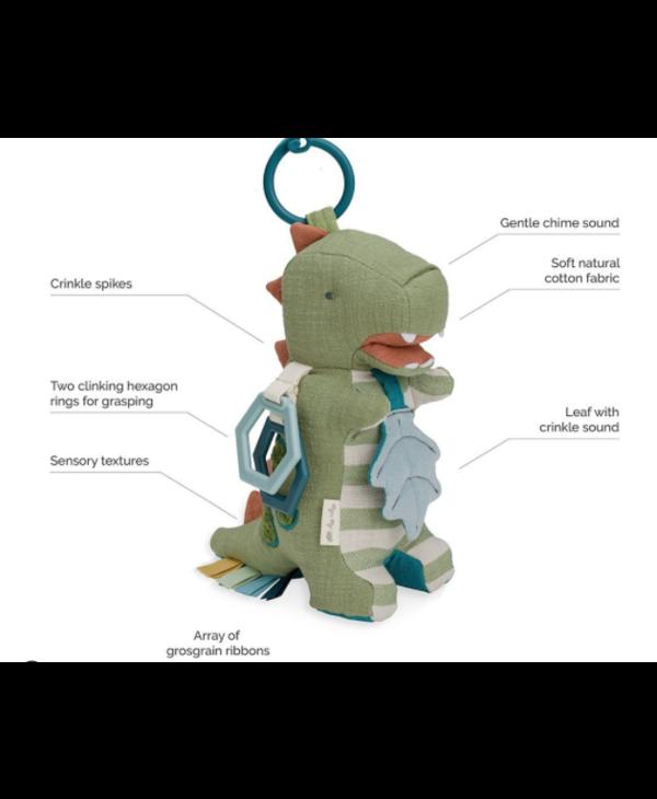 Link & Love Dino Activity Plush