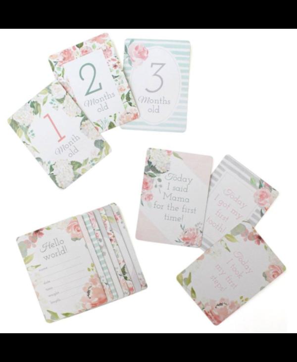 Milestones & Month Cards neutral