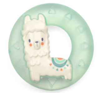 Cute 'N Cool Llama Water Filled Teether