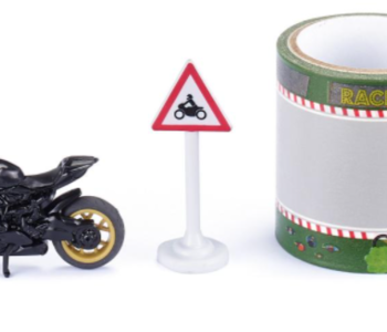 Ducati Panigale 1299 with tape