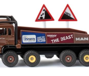 HS Schoch 8x8 Man Truck Trial