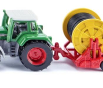 Siku Tractor with Irrigation Reel
