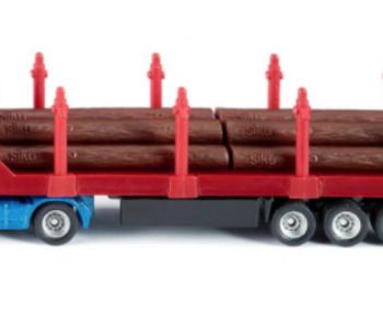 Siku Holz Log Transporter
