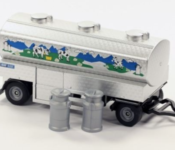 Siku Trailor for Collecting Milk