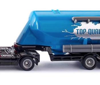 Siku LKW Truck with Silotrailer