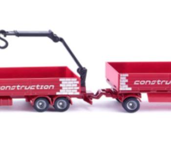 Siku Truck for Construction