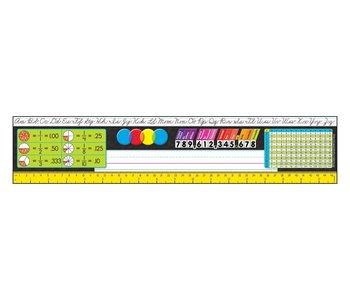 Reference Name Plates: Grades 3-5 cursive zaner-bloser