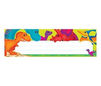 Name Plates: Dino Mite Pals