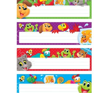 Desk Toppers: Playtime Pals Variety Pack