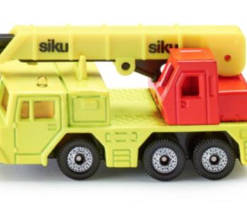 Siku Hydraulic Crane Truck