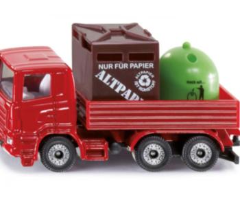 Siku Recycling Transport