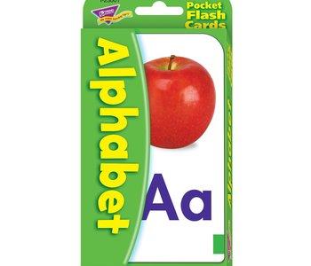 Pocket Flash Cards: Alphabet