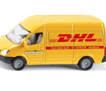 Siku DHL Post Van