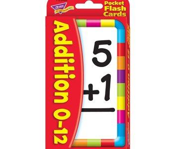 Pocket Flashcards: Addition