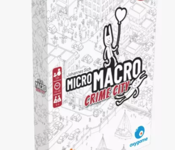 Micro Macro- Crime City