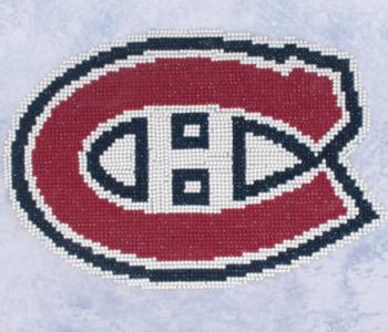 DIAMOND DOTZ-NHL Montreal canadiens